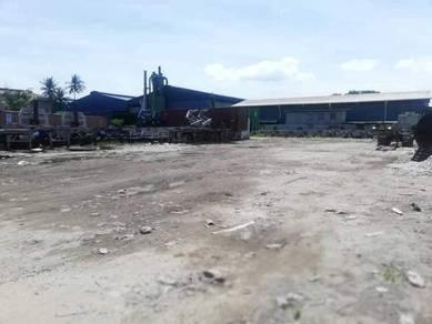 Telok Gong Port klang 2 Acres Industrial Land for Rent !!