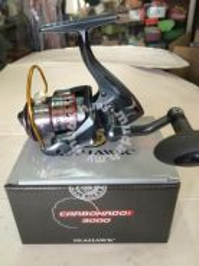 Seahawk Carbonado 3000 Fishing Reel Pancing