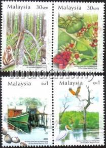 100 Years Matang Mangroves Perak Stamp Malaysia S