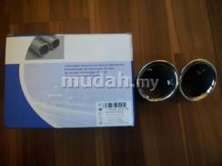 Volkswagen cc and passat cc exhaust pipe tip