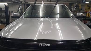 Ford ranger 2012 new bonnet guard black