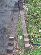 Coil Stand for Truck used