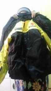 Suzuki jacket for superbike