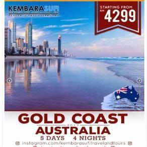 Kembara sufi package Australia