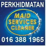 Maid service cleaner