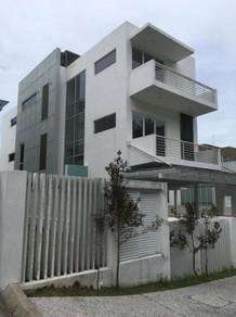3 storey luxury bungalow at kl melawati ampang (partially furnish)