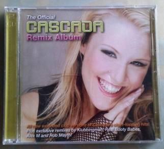 IMPORTED CD Cascada Remix Album CD
