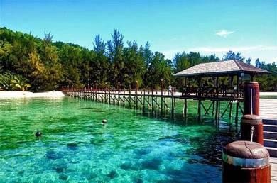 3D2N Kota Kinabalu Island Tour (2 to go)