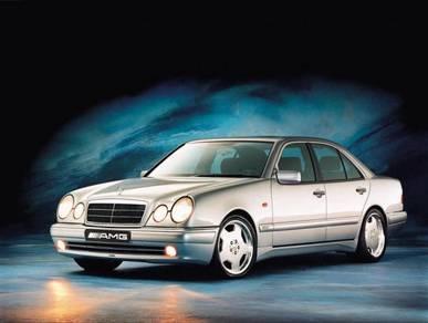 JDM Parts Mecedes Benz W210 E-Class OEM Headlight