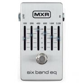 Dunlop M109S MXR 6 Band EQ