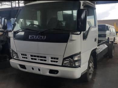 Isuzu NPR 5000kg 100% Ngv Lorry with Credit