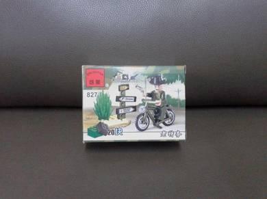 Brick Army Bicycle 827 Enlighten