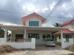 1st & Half Single Storey Detached House For Sell