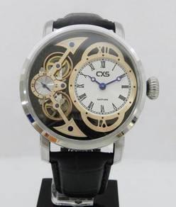 CX5 by CARLO CARDINI SAPPHIRE Watch 104G-STR-SS4
