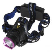 CREE XM-L T6 LED 3 Modes Bicycle Headlamp