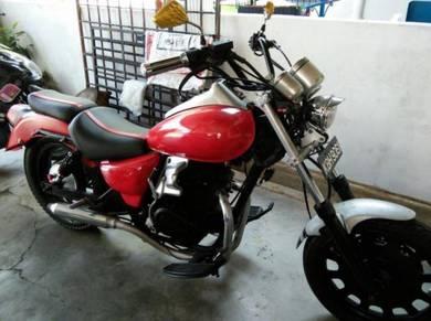 Motosikal Nitro 150