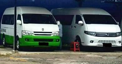 Tour Transfer KL ke Penang
