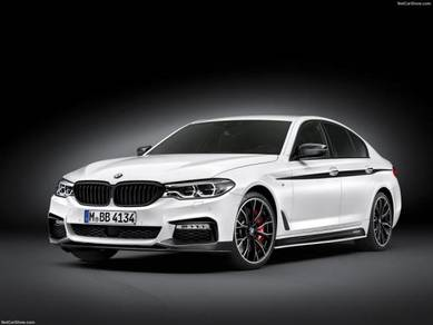 BMW G30 M Performance kit Carbon Fiber bodykit Rea