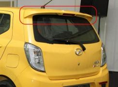 Axia spoiler oem with paint -abs