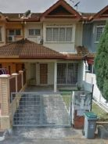 Rumah Teres Sewa Senawang - Double Storey House For Rent Senawang