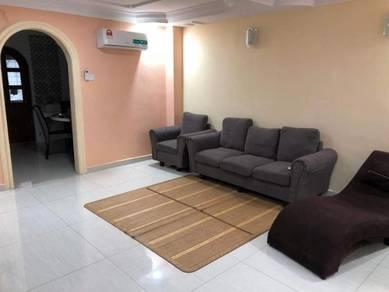 Double Storey Terrace House Jalan Dahlia Taman Puchong Indah, Extended