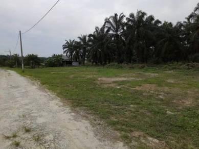 Tanah lot di Bukit Kapar