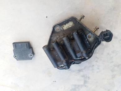 Power TR dan coil plug Mitsubishi 4G9x DOHC