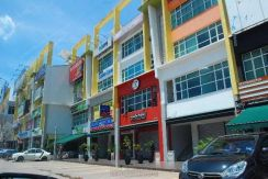 Taman Melawati Square 4 Storey CORNER SHOP, Selling with Tenancy