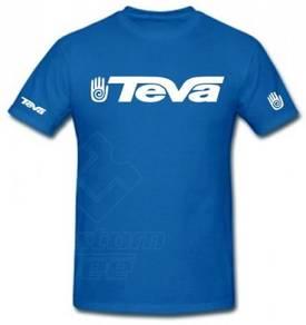 Tshirt Custom TEVA HIKING GEAR RARE NEW - B24S