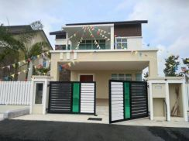 2 storey bungalow at Senawang