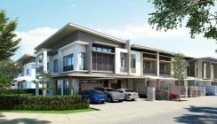 FULL EXTENSION New Double Sty House 22x75 4R3B Cheras [100% Loan]