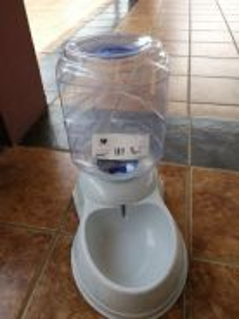 Auto water feeding tank