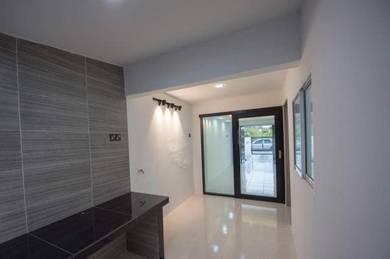 New Modern Reno Double Sty in Pengkalan Station 18 Ipoh