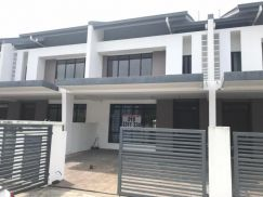 {{BELOW MARKET}}Freehold 22x80 2sty terrace house, M RESIDENCE, RAWANG