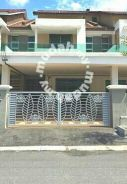 New Precinct 18 Double Storey house,Station18 Pengkalan