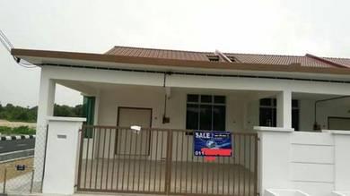 IM 3 -New Single Storey Terrace House at Taman Kampung Tiram Indah
