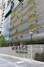Mirage residence klcc