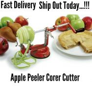 Apple Peeler Cutter Corer (20)