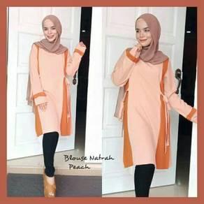 Natrah blouse