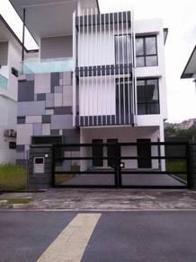 Rumah Baru, Semi-D belakang McD Kajang Perdana | 3 Tingkat