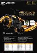Reel Pioneer Altitude Sovereign 4000SV