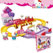 Hello Kitty Assembly Track Series Deformed Track 3