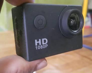 Kamera sjcam untuk dilepaskan