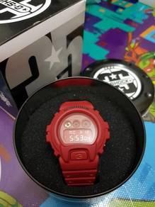 G Shock Red 35th Anniversary