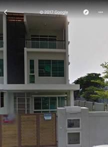 Bukit Dumbar Residence 3 Storey Terrace Corner , Lorong Batu Gajah