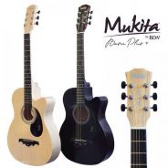 Gitar Kapok Mukita Basic Plus - FREE Bag