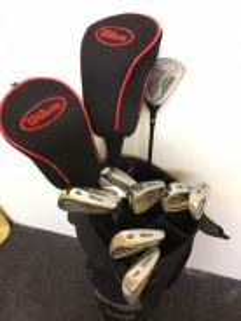 Complete Wilson Golf set
