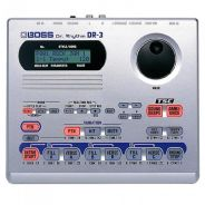Boss DR-3 Dr. Rhythm Drum Machine (DR3)