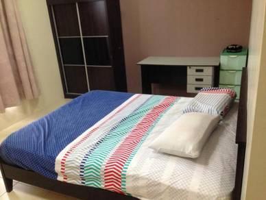 Bed mattress wardrobe and desk