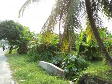 Tanah Lot Untuk Dijual (Kampung Pulau Meranti)